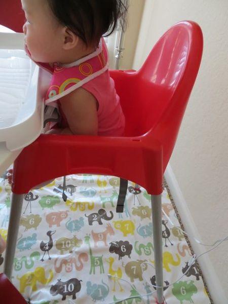 宝宝的餐桌礼仪教养一定要从小做起